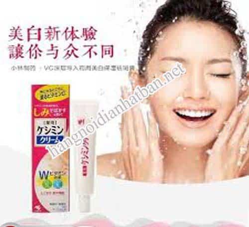 Công dụng của Kem trị nám Kracie Shimi ACE AX 30g