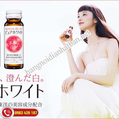 Collagen-Pure-White-giúp-da-bạn-trắng-sáng-mang-vẻ-đẹp-tự-nhiên