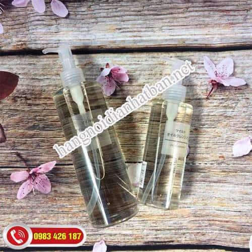 Dầu Tẩy Trang Muji Oil Cleansing 200ml