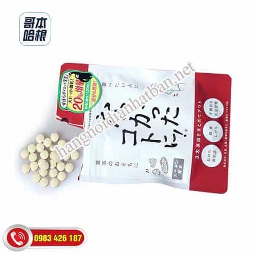 Enzyme-giảm-cân-ban-ngày-Nhật-Bản-giúp-thông-tiêu-hóa