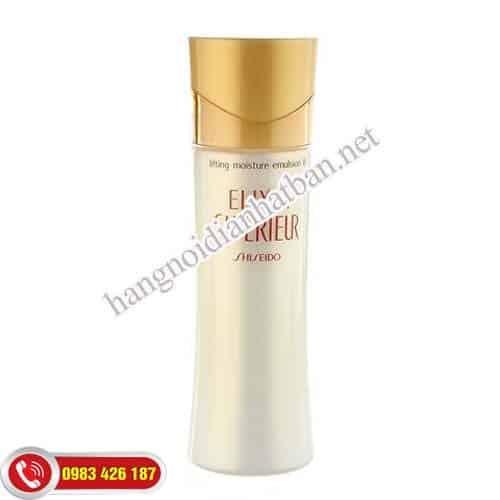 Kem dưỡng da Shiseido Elixir Superieur Lifting Emulsion dưỡng da