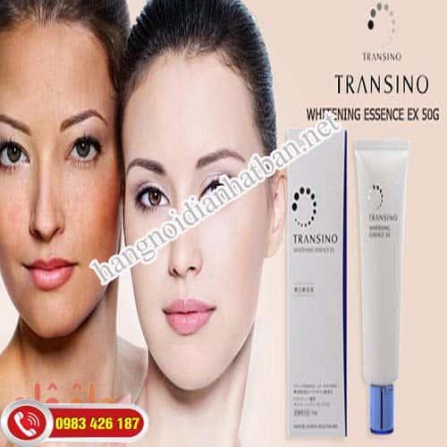 Kem dưỡng trắng Transino Whitening EX chống lão hóa