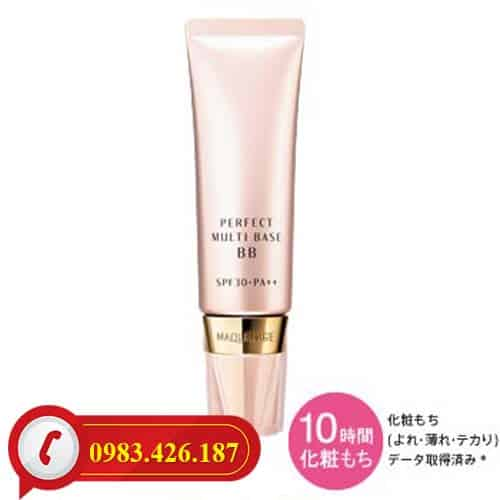 Kem lót BB Maquillage Shiseido perfect multi base SPF30PA++ Nhật Bản