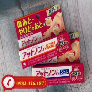 Kem trị & làm mờ sẹo thâm Kobayashi Nhật Bản