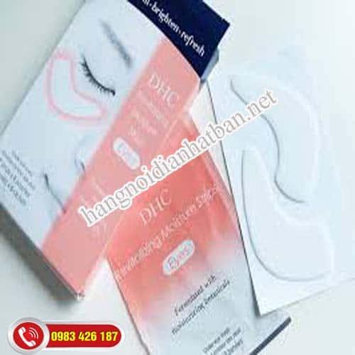 Mặt nạ DHC Revitalising Moisture Strips dưỡng da cho đôi mắt bạn