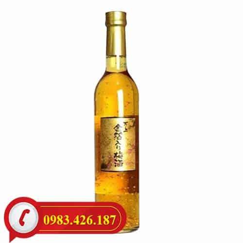 Rượu mơ vẩy vàng Kikkoman 500ml chính hãng Nhật Bản