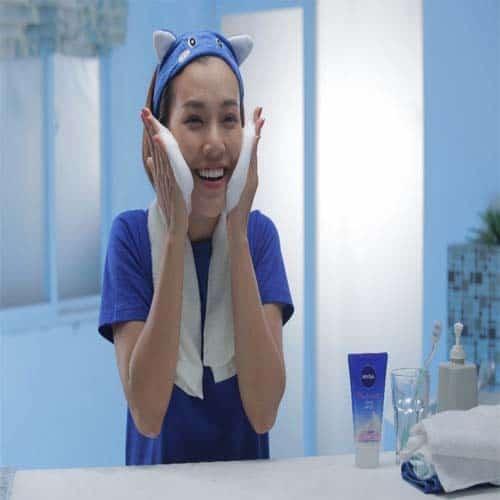 Rửa mặt đúng cách để đạt hiệu quả cao