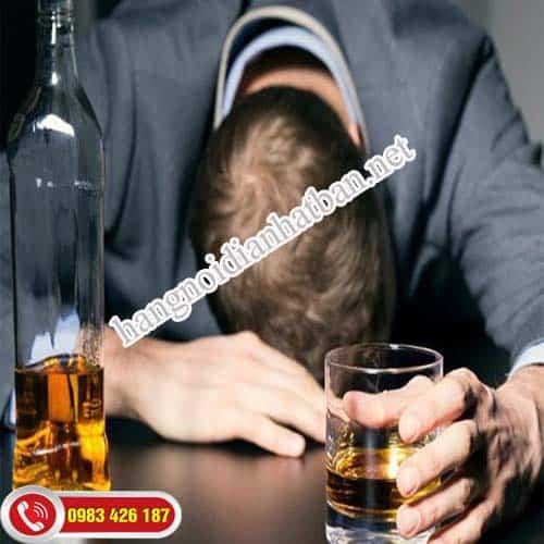 Say rượu bia gây ảnh hưởng nghiêm trọng đến sức khỏe