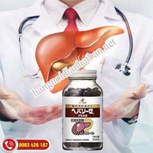 Tại saoThuốc bổ gan Liver Hydrolysate 300 viên Nhật Bản tốt