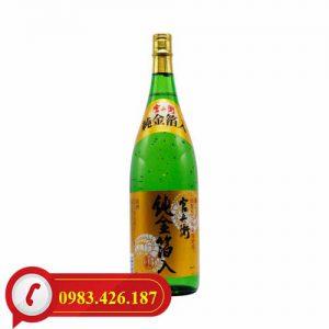 Taị sao Rượu Sake Vẩy Vàng Kinryu No Mai Junkinpakuiri tốt cho sức khỏe