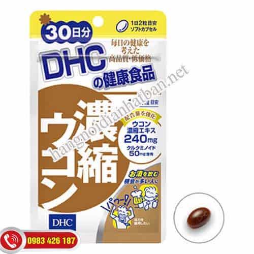 Viên uống DHC giúp bạn sở hữu lá gan khỏe mạnh