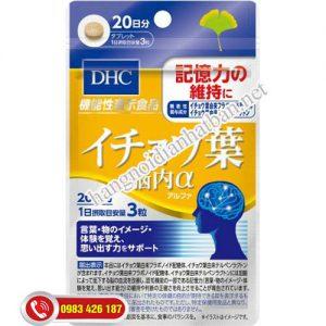Viên uống dưỡng não DHC