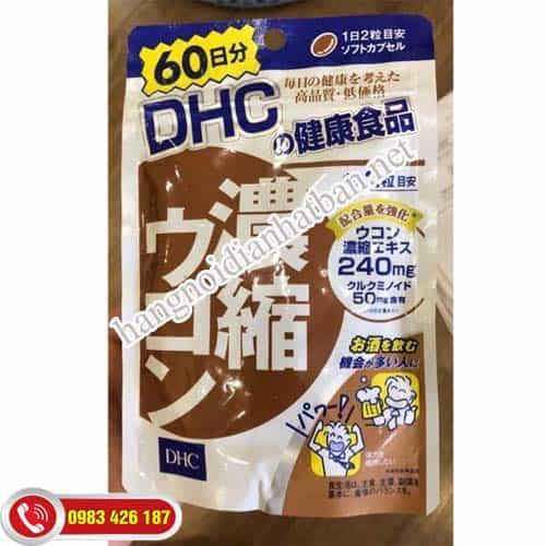 Viên uống giải rượu DHC