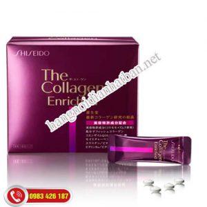 collagen-shisheido-enrich-dang-vien-mau-moi