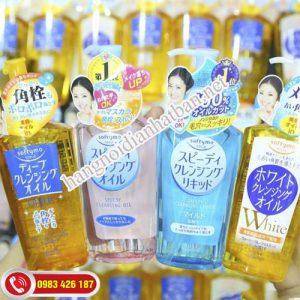 dau-tay-trang-kose-softymo-cleangsing-oil-230ml-noi-dia-nhat-ban