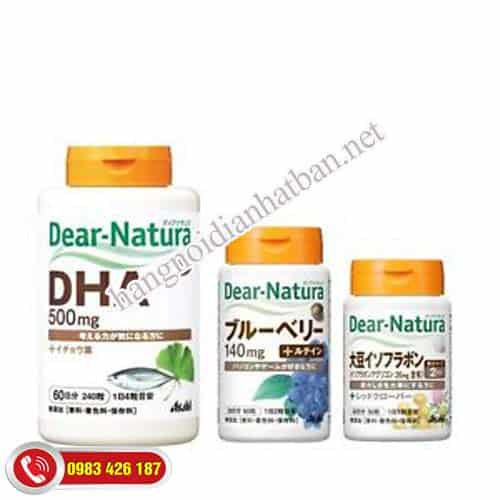 Viên uống bổ não DHA Dear Natura