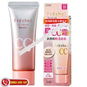 kem-cc-kanebo-freshel-cc-cream-spf-32-pa---re-nhat-tai-ha-noi