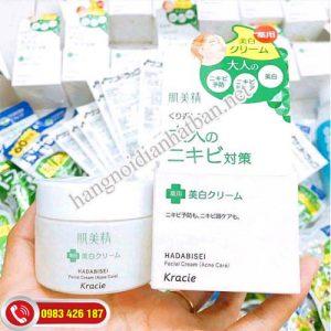 kem-duong-da-tri-mun-kracie-hadabisei-acne-care-facial-cream-gia-bao-re-ha-noi