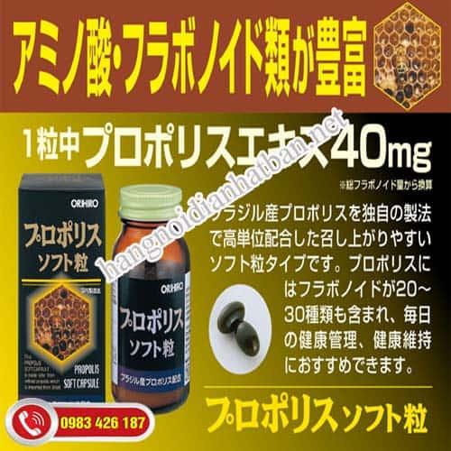 Sữa ong chúa Orihiro giúp da mịn màng