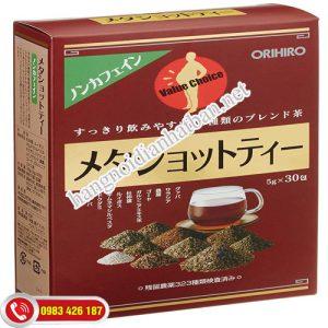 tra-tieu-mo-giam-can-meta-shot-tea-orihiro-nhat-ban