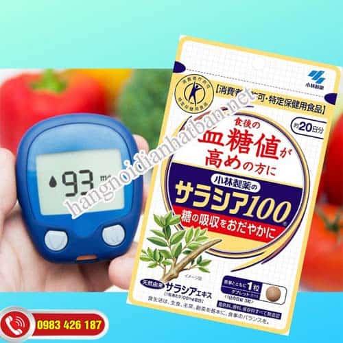 Kobayashi Salacia hạn chế nguy cơ các bệnh về tim mạch