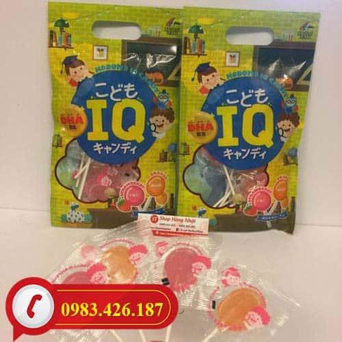 Kẹo mút tăng IQ Nhật Bản giúp trẻ thông minh có mặt tại Hà Nội