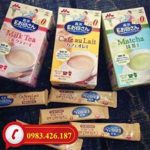 Sữa bầu Morinaga có 3 hương vị khác nhau