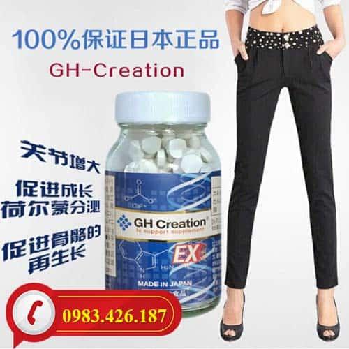 Tại sao thuốc Tăng chiều cao GH Gereation Nhật Bản lại tốt