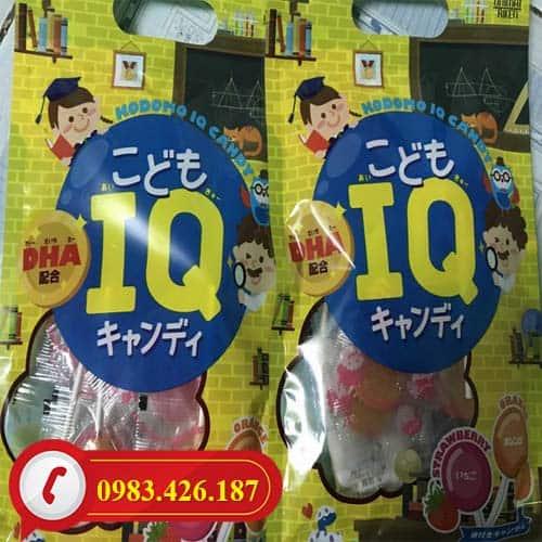 Tại sao Kẹo mút tăng IQ Nhật Bản giúp trẻ thông minh vượt trội