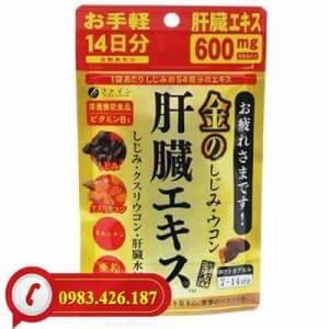 Tăng cường miễn dịch của gan, giải độc gan