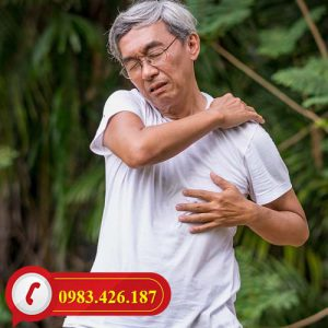 Giảm đau nhức xương khớp ở Việt Nam