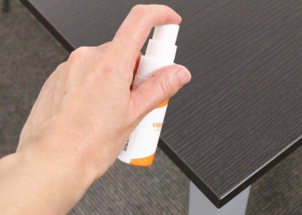 Xịt chống virut Nhật Bản tốt nhất
