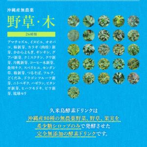 Tảo xoắn Spirulina bổ sung 80 loại rau củ quả tự nhiên