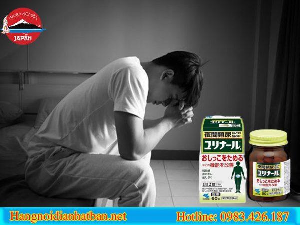 Thuốc trị tiểu đêm Nhật Bản xóa tan nỗi mệt mỏi